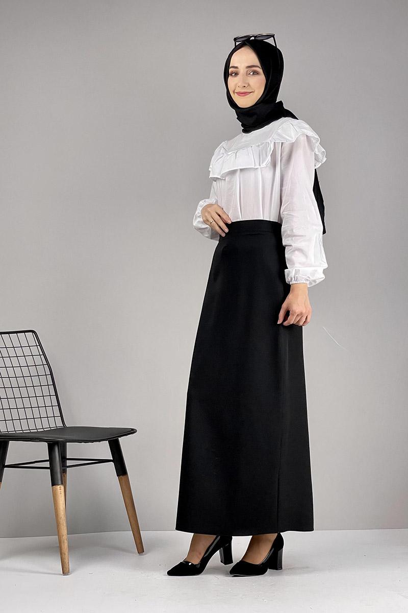 Moda Pinhan - Kalem Etek Siyah (1)