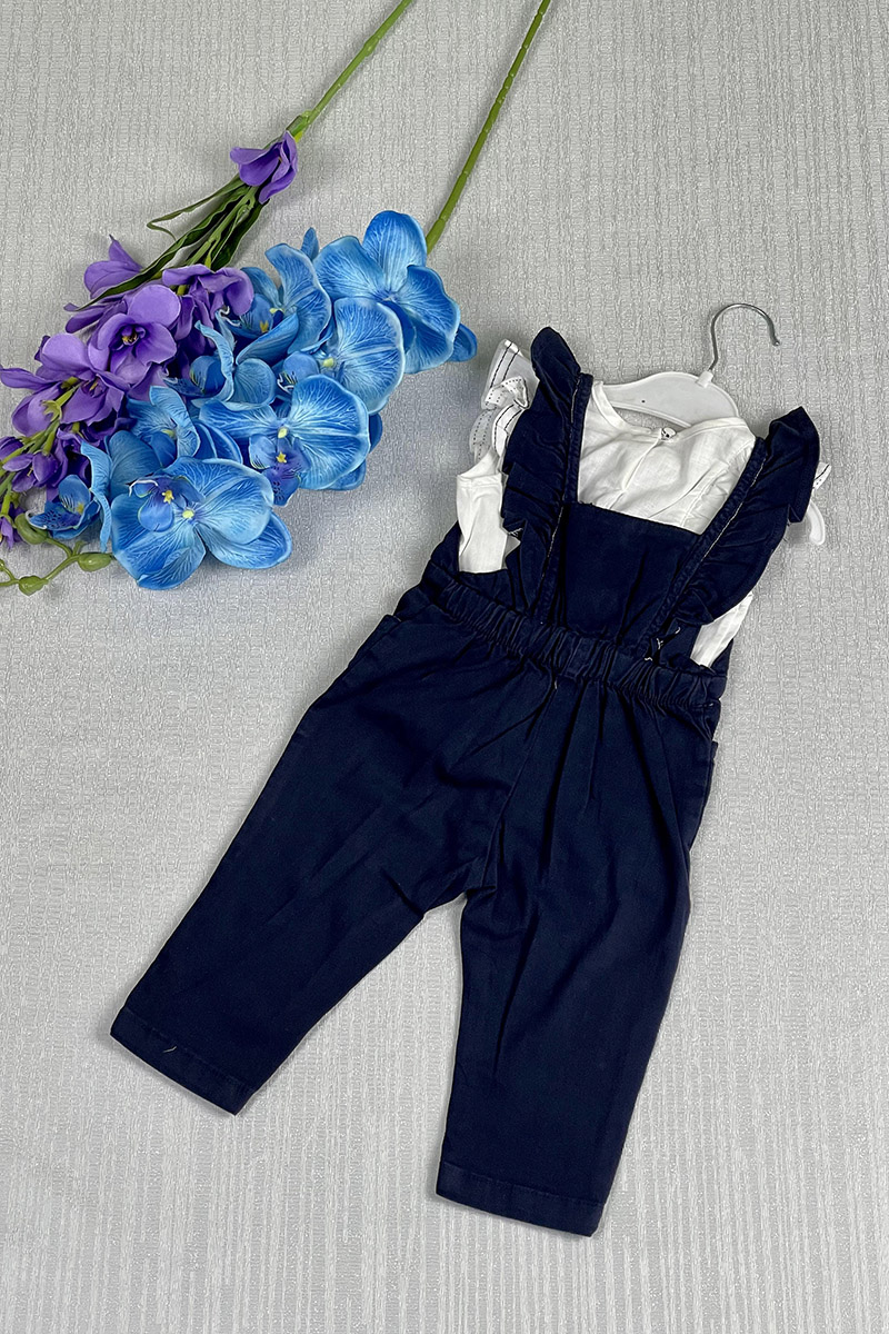 Moda Pinhan - Kız Çocuk Slopet Takım Lacivert (1)
