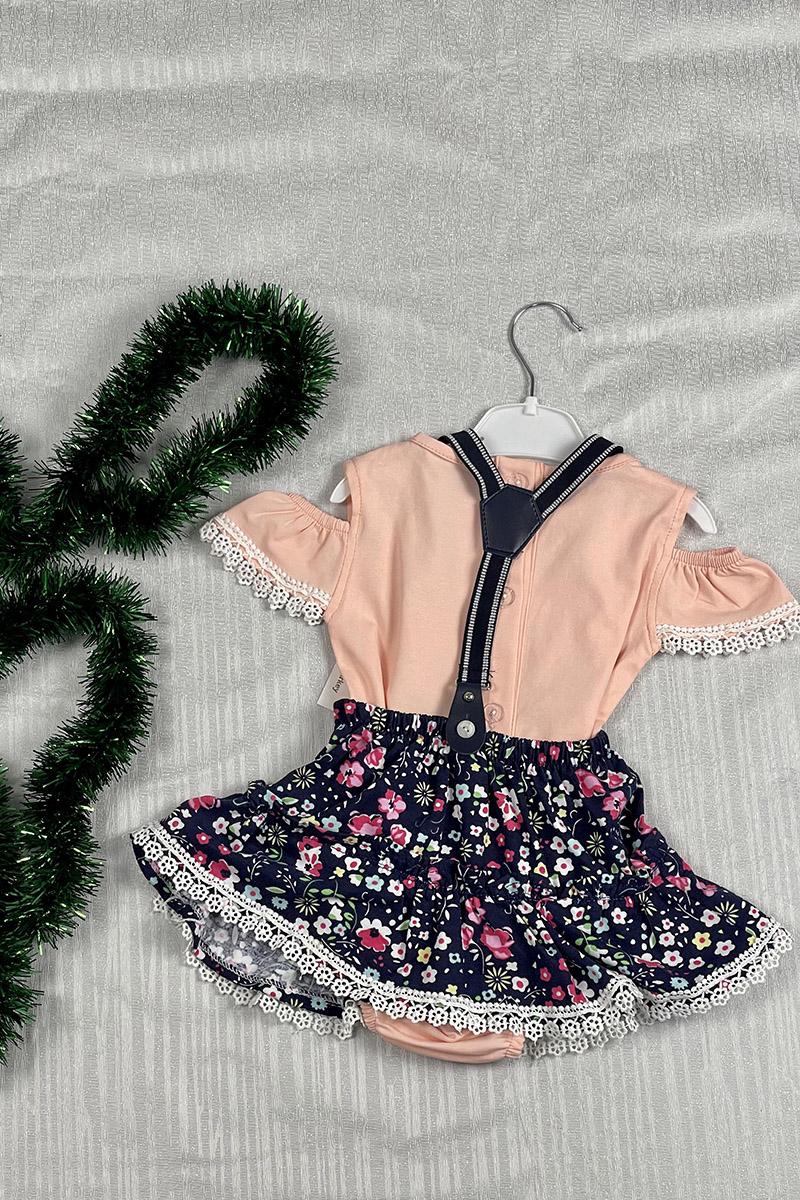 Moda Pinhan - Kız Çocuk Takım Pembe (1)
