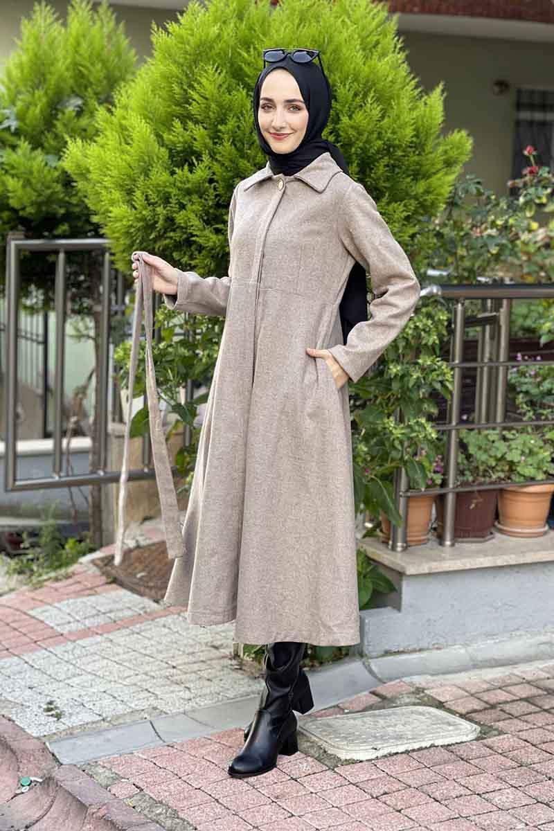 Moda Pinhan - Mevlana Kaşe Kaban Taş (1)