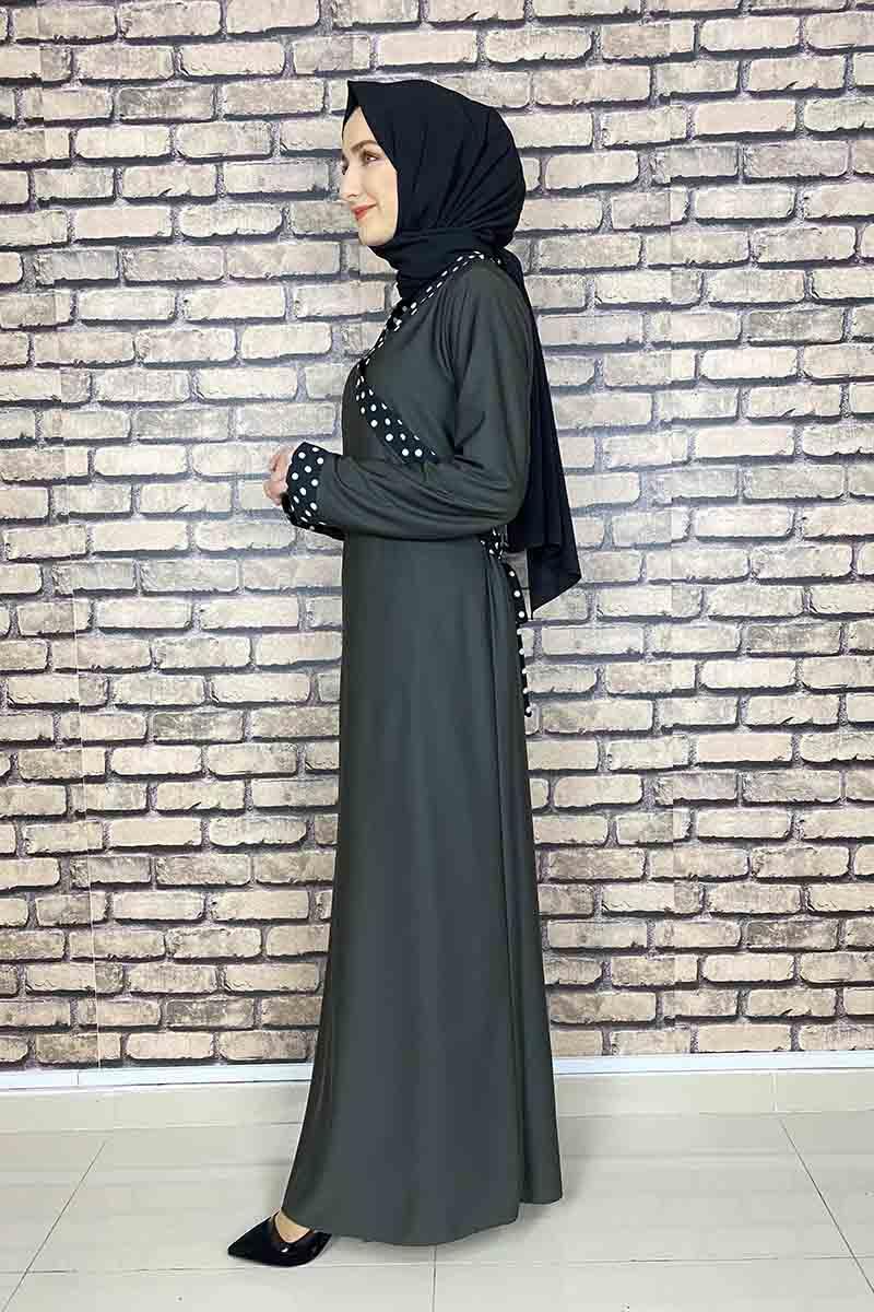 Moda Pinhan - Namaz Elbisesi Haki (1)