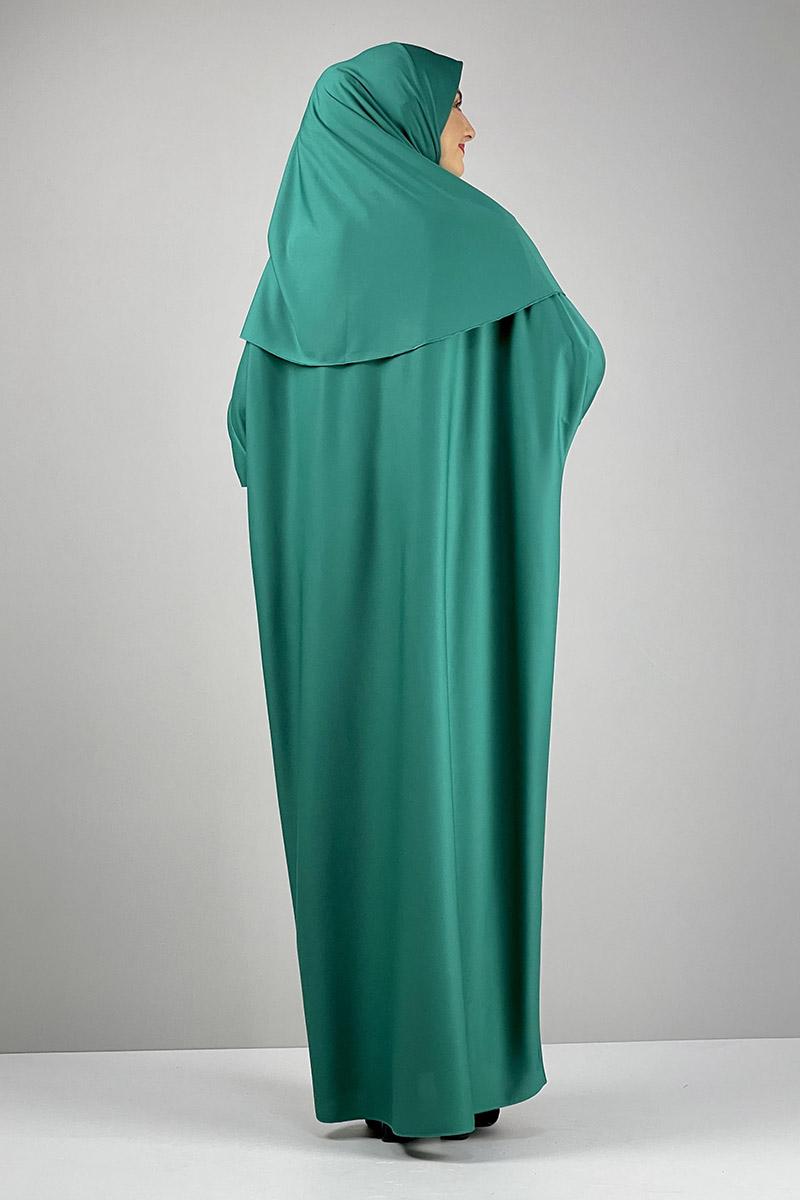 Namaz Elbisesi Yeşil