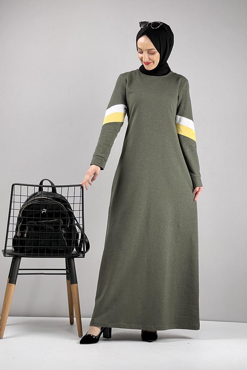 Moda Pinhan - Spor Elbise Haki (1)