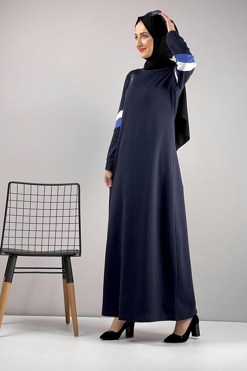 Spor Elbise Lacivert