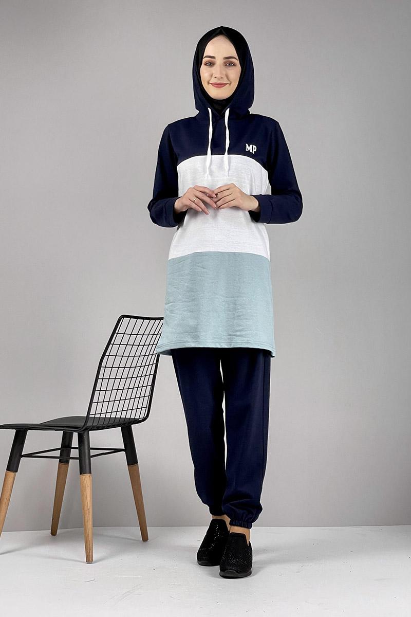 Moda Pinhan - Spor İkili Takım Lacivert (1)